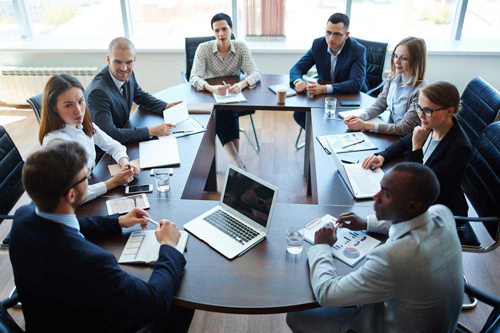 coaching ejecutivo equipo